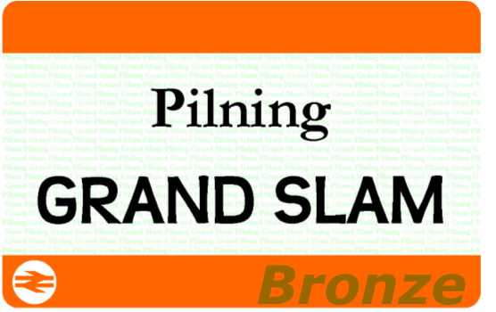 Pilning Grand Slam, Bronze rules