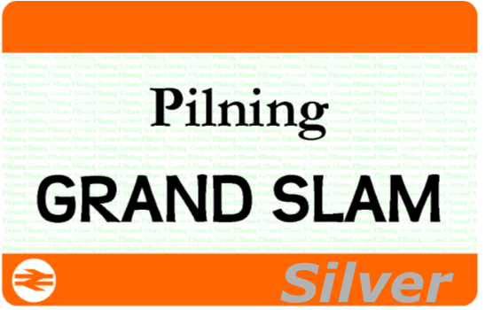 Pilning Grand Slam, Silver rules
